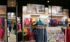 Торговое оборудование детского сетевого магазина OLDOS KIDS ТРК Красный Кит РАДУГА Фото 13