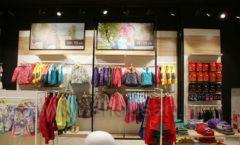 Торговое оборудование детского сетевого магазина OLDOS KIDS ТРК Красный Кит РАДУГА Фото 14