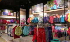 Торговое оборудование детского сетевого магазина OLDOS KIDS ТРК Красный Кит РАДУГА Фото 16