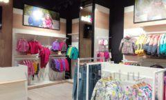 Торговое оборудование детского сетевого магазина OLDOS KIDS ТРК Красный Кит РАДУГА Фото 22