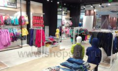 Торговое оборудование детского сетевого магазина OLDOS KIDS ТРК Красный Кит РАДУГА Фото 28