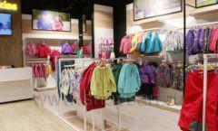 Торговое оборудование детского сетевого магазина OLDOS KIDS ТРК Красный Кит РАДУГА Фото 33