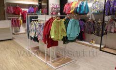 Торговое оборудование детского сетевого магазина OLDOS KIDS ТРК Красный Кит РАДУГА Фото 34