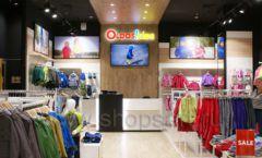 Торговое оборудование детского сетевого магазина OLDOS KIDS ТРК Красный Кит РАДУГА Фото 37