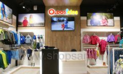 Торговое оборудование детского сетевого магазина OLDOS KIDS ТРК Красный Кит РАДУГА Фото 40
