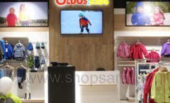 Торговое оборудование детского сетевого магазина OLDOS KIDS ТРК Красный Кит РАДУГА Фото 42