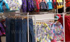 Торговое оборудование детского сетевого магазина OLDOS KIDS ТРК Красный Кит РАДУГА Фото 44