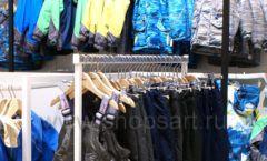 Торговое оборудование детского сетевого магазина OLDOS KIDS ТРК Красный Кит РАДУГА Фото 45