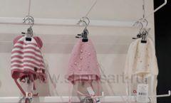 Торговое оборудование детского сетевого магазина OLDOS KIDS ТРК Красный Кит РАДУГА Фото 47