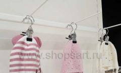 Торговое оборудование детского сетевого магазина OLDOS KIDS ТРК Красный Кит РАДУГА Фото 48