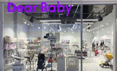 Торговое оборудование детского магазина Dear Baby Москва ТРЦ Ривьера БЕЛАЯ КЛАССИКА Фото 08