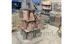 Торговое оборудование детского магазина Dear Baby Москва ТРЦ Ривьера БЕЛАЯ КЛАССИКА Фото 09