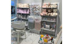 Торговое оборудование детского магазина Dear Baby Москва ТРЦ Ривьера БЕЛАЯ КЛАССИКА Фото 10