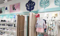 Торговое оборудование детского магазина Kapika Санкт-Петербург РАДУГА Фото 11