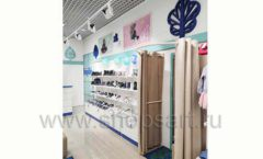 Торговое оборудование детского магазина Kapika Санкт-Петербург РАДУГА Фото 15