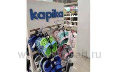 Торговое оборудование детского магазина Kapika Санкт-Петербург РАДУГА Фото 19