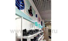 Торговое оборудование детского магазина Kapika Санкт-Петербург РАДУГА Фото 21