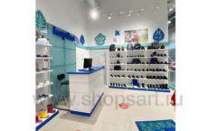 Торговое оборудование магазина обуви Kapika СТИЛЬ ЛОФТ Фото 06