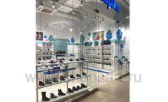 Торговое оборудование магазина обуви Kapika СТИЛЬ ЛОФТ Фото 07