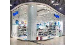 Торговое оборудование магазина обуви Kapika СТИЛЬ ЛОФТ Фото 08