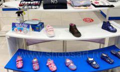 Торговое оборудование магазина обуви Kapika СТИЛЬ ЛОФТ Фото 10