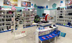 Торговое оборудование магазина обуви Kapika СТИЛЬ ЛОФТ Фото 11