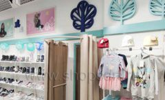 Торговое оборудование магазина обуви Kapika Санкт-Петербург СТИЛЬ ЛОФТ Фото 11