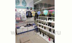 Торговое оборудование магазина обуви Kapika Санкт-Петербург СТИЛЬ ЛОФТ Фото 14