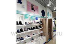 Торговое оборудование магазина обуви Kapika Санкт-Петербург СТИЛЬ ЛОФТ Фото 16