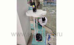 Торговое оборудование магазина обуви Kapika Санкт-Петербург СТИЛЬ ЛОФТ Фото 18