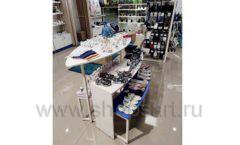 Торговое оборудование магазина обуви Kapika Санкт-Петербург СТИЛЬ ЛОФТ Фото 23