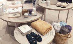 Торговое оборудование магазина домашней одежды Дюма КЛАССИЧЕСКИЙ ЛОФТ Фото 07