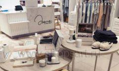 Торговое оборудование магазина домашней одежды Дюма КЛАССИЧЕСКИЙ ЛОФТ Фото 08