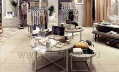 Торговое оборудование магазина домашней одежды Дюма КЛАССИЧЕСКИЙ ЛОФТ Фото 11