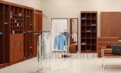 Дизайн интерьера магазина мужской одежды торговое оборудование МУЖСКОЙ СТИЛЬ Дизайн 07