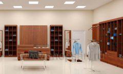 Дизайн интерьера магазина мужской одежды торговое оборудование МУЖСКОЙ СТИЛЬ Дизайн 15