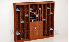 Торговое оборудование для магазинов одежды коллекция МУЖСКОЙ СТИЛЬ