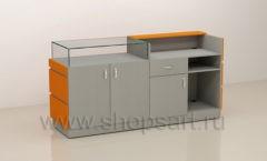 Стол для кассы торговое оборудование АТЛАНТ
