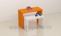 Демонстрационные столы торговое оборудование АТЛАНТ