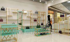 Дизайн интерьера магазина сумок торговое оборудование ТИФФАНИ Дизайн 15