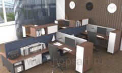 Мебель для офиса 1 Вид 10