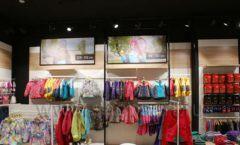 Торговое оборудование детского сетевого магазина OLDOS KIDS ТРЦ Каширская Плаза коллекция РАДУГА Фото 12