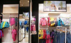 Торговое оборудование детского сетевого магазина OLDOS KIDS ТРЦ Каширская Плаза коллекция РАДУГА Фото 15