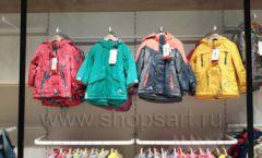 Торговое оборудование детского сетевого магазина OLDOS KIDS ТРЦ Каширская Плаза коллекция РАДУГА Фото 22