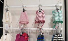 Торговое оборудование детского сетевого магазина OLDOS KIDS ТРЦ Каширская Плаза коллекция РАДУГА Фото 24