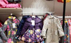 Торговое оборудование детского сетевого магазина OLDOS KIDS ТРЦ Каширская Плаза коллекция РАДУГА Фото 25