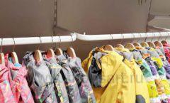 Торговое оборудование детского сетевого магазина OLDOS KIDS ТРЦ Каширская Плаза коллекция РАДУГА Фото 27