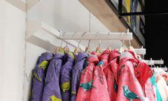 Торговое оборудование детского сетевого магазина OLDOS KIDS ТРЦ Каширская Плаза коллекция РАДУГА Фото 28