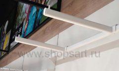 Торговое оборудование детского сетевого магазина OLDOS KIDS ТРЦ Каширская Плаза коллекция РАДУГА Фото 29