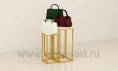 Торговая стойка для сумок торговое оборудование ТИФФАНИ